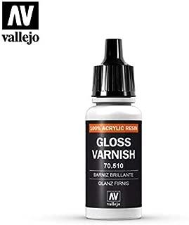 Vallejo Acrylic Paint, Gloss Varnish