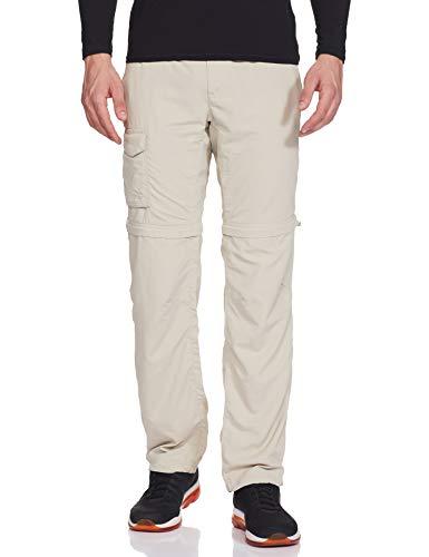 Columbia Femme Pantalon de Randonnée Convertible, Silver Ridge Convertible Pant, Nylon, 1443271