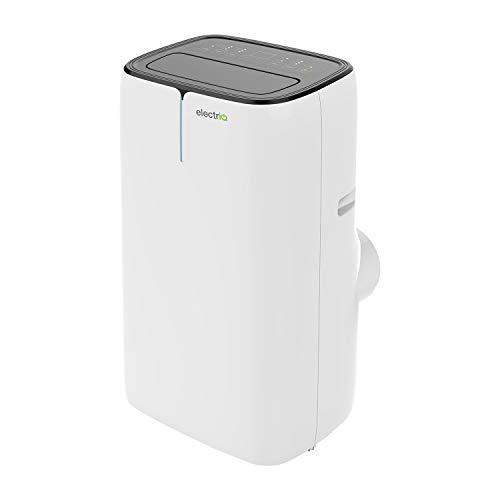 EcoSilent 12000 BTU Smart WiFi App Alexa Portable Air Conditioner with Heat Pump -...