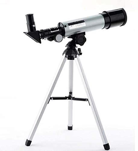 JIAWYJ Teleskop/Novize Level Astronomisches Teleskop, tragbares Monokular, Student und Kindergeschenke Teleskop-Teleskop-HD-Tiefspappe Sternengas-Mond/Commodity-Code: WXJ-1005