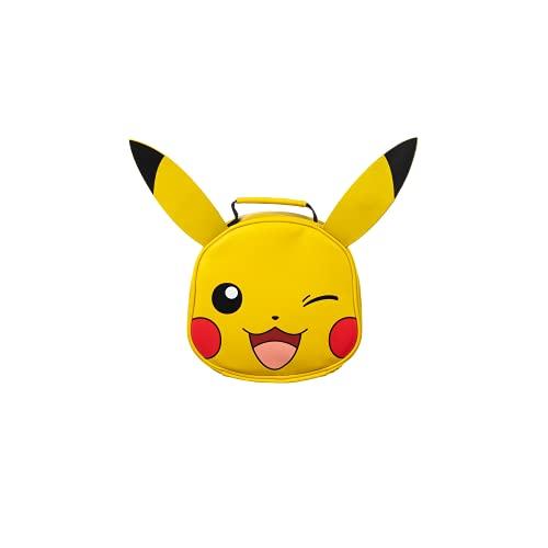 Pokemon Pikachu Anime Character Insulated Lunchbox