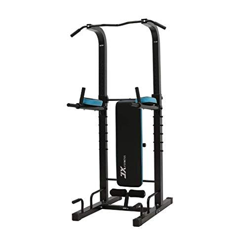 4Way Loisirs Home Gym Set-poignées//Jump rôle//Mini Rower