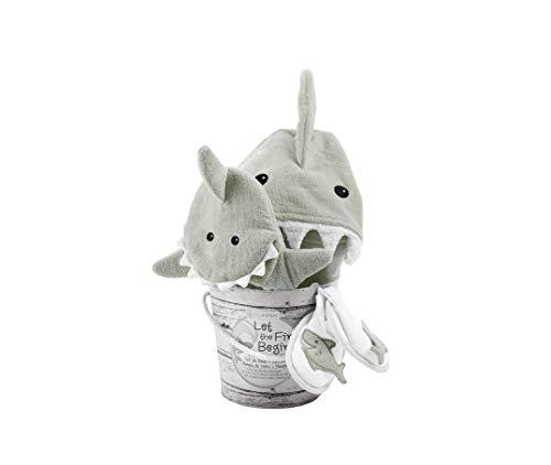 Albornoz Tiburon  marca Baby Aspen