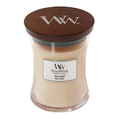 Woodwick Candle, Holz, Beige, Medium