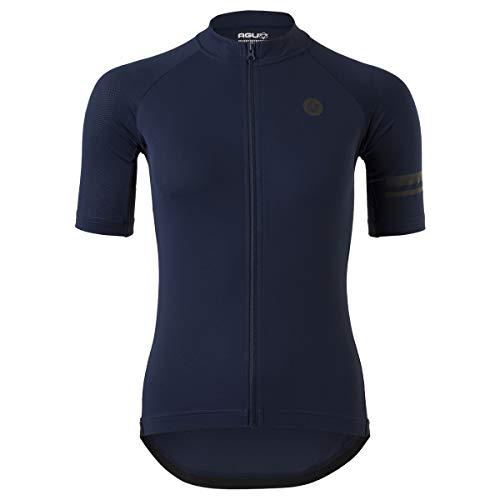 AGU Core Fietsshirt Essential Dames - Blauw - XXL