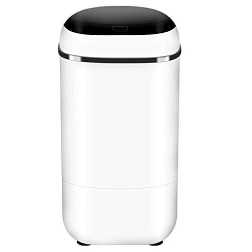 XXYJ Tragbare Waschmaschine und trockner Two-in-one praktische Waschmaschine, tragbare elektrische Einzylinder-Mini-Waschmaschine, kompakte Waschmaschine, verwendete in Wohnheim Wohnung Familienhotel