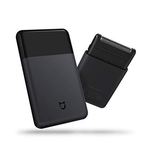 Gooplayer for Xiaomi Rasoio elettrico per uomo Smart Mini Rasoio portatile Completamente in metallo Rifinitore per il corpo Rasoi senza fili Mijia da viaggio per uomo
