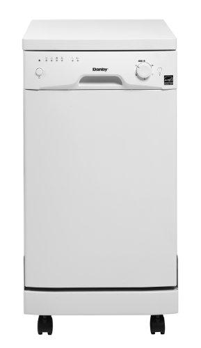 Danby DDW1801MWP Portable Dishwasher