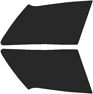 Precut Vinyl Tint Cover for 2008-2014 Subaru WRX Taillights (Sedan) (20% Dark Smoke)
