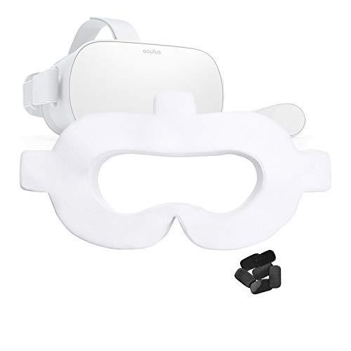 T&B 50枚 Oculus Quest/Oculus Go VR体験用 衛生布 アイマスク VR MASK
