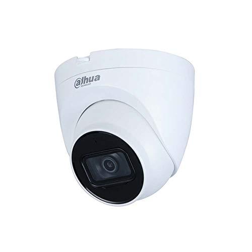 Dahua – Cámara IP Dahua 8 MP H.265 Starlight micrófono PoE...