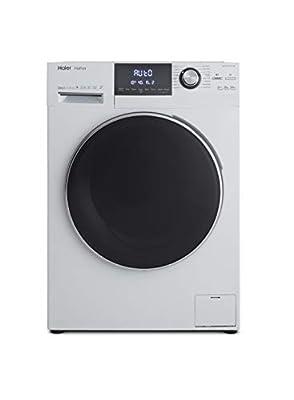 Haier HW100-BD14756 Freestanding Washing Machine, Smart Dosing, 10kg Load, White