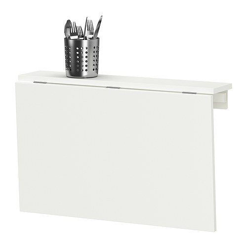Ikea NORBERG in weiß; 74x60cm Bild