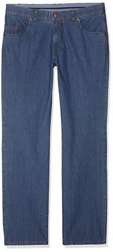 Eurex by Brax Herren Style PEP Hose, Blue, W40/L32(Herstellergröße: 27U)