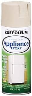 Rustoleum Stops Rust 7882 830 12 Oz Almond Appliance Epoxy Enamels Spray Paint
