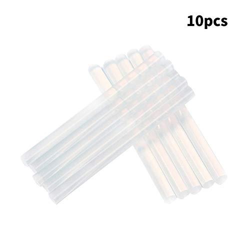 24 St/ück Heissklebepatronen Sticks 11 mm x 100 mm Klebesticks Heissklebestifte