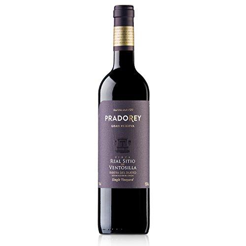 PRADOREY Finca Real Sitio De Ventosilla Vino tinto-Gran Reserva-Elaborado sólo en añadas excepcionales, 1999, 2004 y 2009-1 Bot-0,75 L