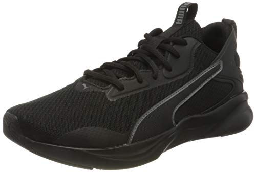 PUMA Softride Rift, Zapatillas para Correr de Carretera Hombre, Negro Black Black, 42 EU