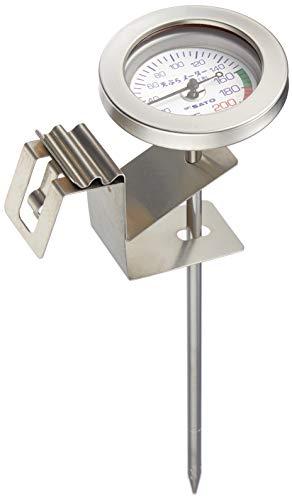 佐藤計量器(SATO) 温度計 料理 揚げ物用 1720-00