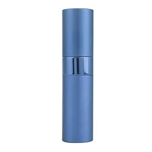 Botella de perfume, atomizador de perfume, atomizador de perfume recargable atomizador de perfume recargable atomizador de colonia para viajes al aire libre(blue)