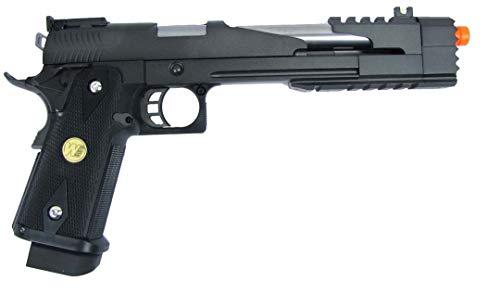 we hi-capa 7 dragon gas/co2 blowback full metal(Airsoft Gun)