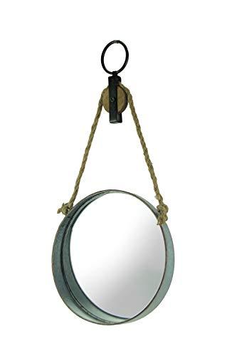 espejo redondo cuerda fabricante Zeckos