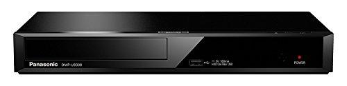 Panasonic DMP-UB300EGK Blu-ray-Player, Natives 4K, Schwarz