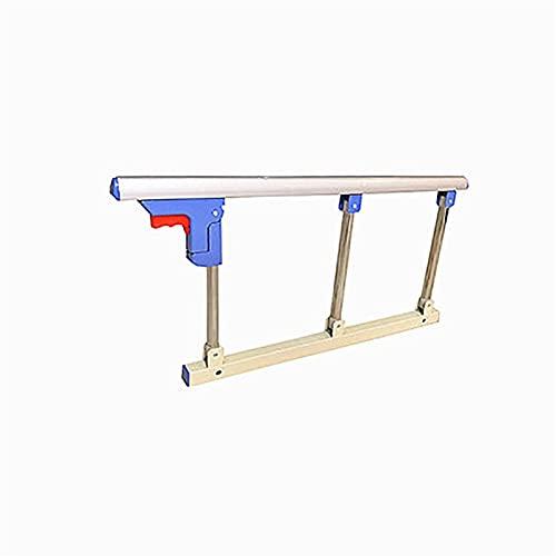 YYLL Mango de Asistencia de Seguridad para carriles de Cama, protección ferroviaria de Acero Inoxidable Plegable, Barra de Parachoques de Hospital, para niños y Ancianos (3/4/5 Engranaje) 🔥