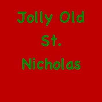 Jolly Old St. Nicholas (Music Box)