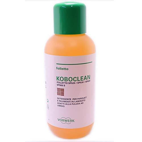 Koboclean detergente originale per parquet e pavimenti in laminato, SP520 - SP530 - SP600 - SP600S