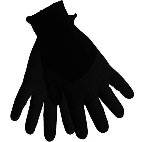 Spear & Jackson Kew Gardens Ultra Thermal Gloves Medium Gants, Noir