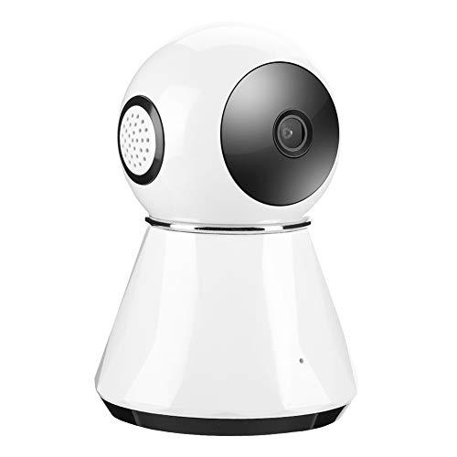 Cámara IP, cámara IP 1080P con Tarjeta TF para el hogar para bebés, para oficinas, centros comerciales,(European Standard (100-240v))