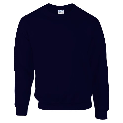 Sweatshirt Gildan pour homme (XL) (Bleu marine)