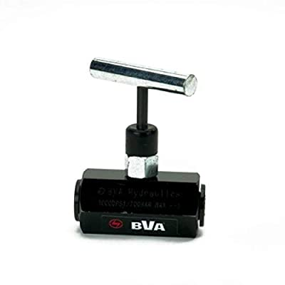 "BVA Hydraulics CVN3 3/8""-18 NPTF Needle Valve from BVA Hydraulics"