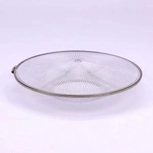 Suspension E27 250 mm verre miroir avec effet 3D étoiles