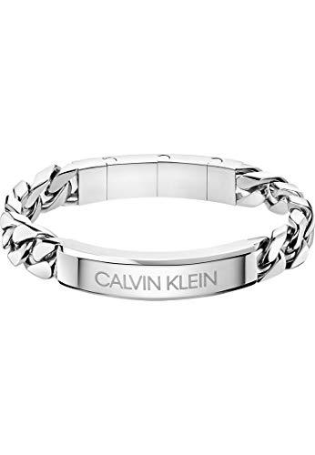 Calvin Klein Herren-Armband Valorous Edelstahl KJBHMB0001