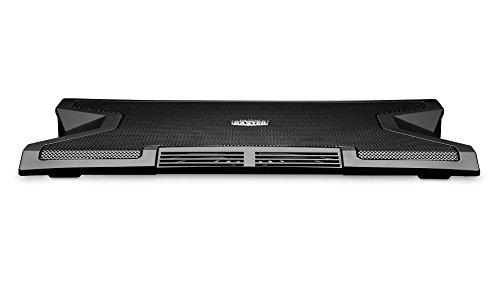 Cooler Master NotePal XL Notebook-Kühler 'Leise 230mm Blaue LED Lüfter, USB Hub, Kompatibel mit bis zu 17 Zoll Laptops' R9-NBC-NXLK-GP