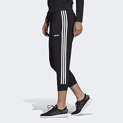 Amazon.com: adidas Women's Essentials 3-Stripes 3/4 Pants : Sports ...