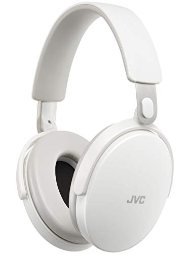 JVC 防音 イヤーマフ ヘッドバンド式 調整可能 EP-EM70-W ホワイト