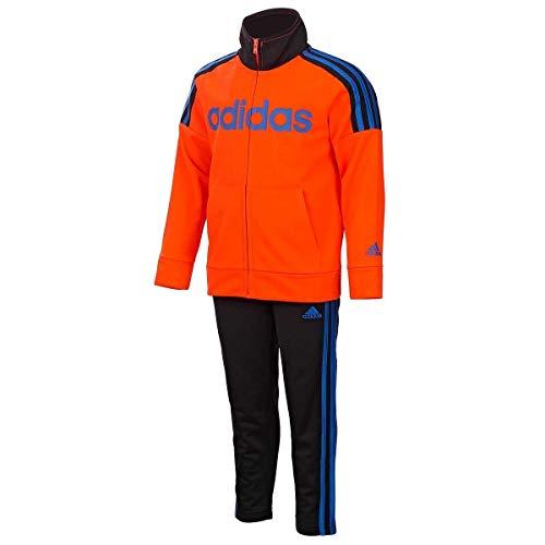 adidas Babys Jungen Jungen   Trainingsanzug  -  orange -