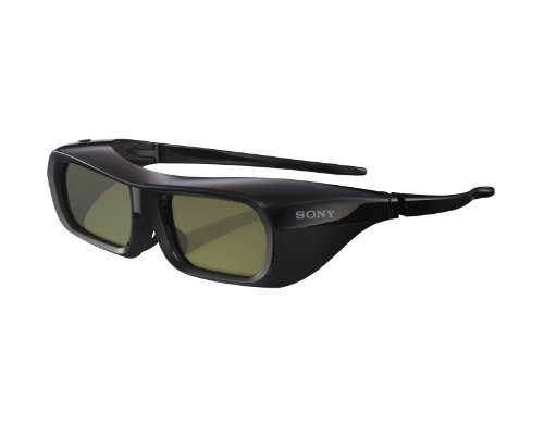 Sony TDG-PJ1 - Gafas 3D, negro