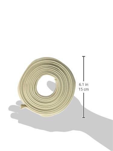 3//16-Inch x 3//16-Inch x 30-Foot WJ Dennis /& Company 216B 30-Foot Rope Caulk Brown