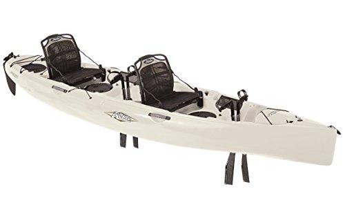 Mirage 180 Oasis Tandem Kayak Ivory Dune by Hobie