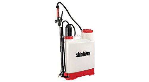SP53BPE - Shindaiwa Backpack Sprayer - 5 Gallon - Viton Seals - 4 Stage Filters