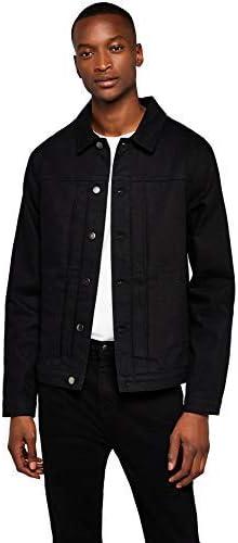 Amazon Brand - Meraki Men's Rigid Denim Jacket