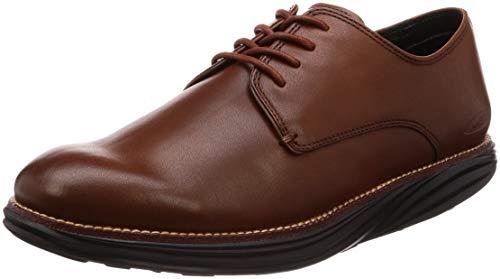 MBT Boston M, Zapatos de Cordones Oxford Hombre, Marrón (23N), 44 EU