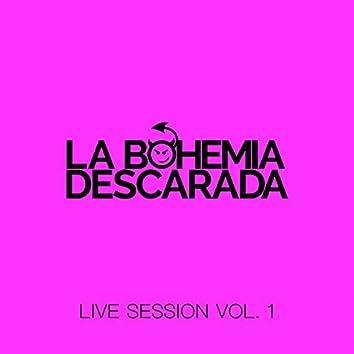 Live Session Vol. 1 (Live)
