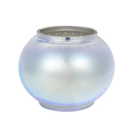 Lixada kleurverandering zonnelicht waterdichte glazen bol lamp voor tuin erf outdoor indoor decoraties