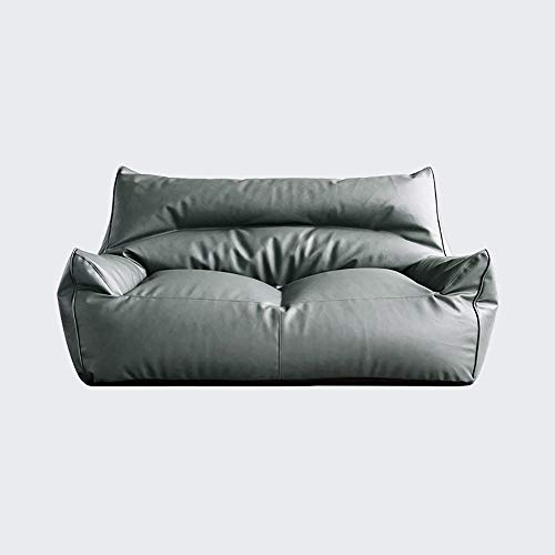 VBARV Boden Sitzsack Stuhl, Lazy Sofa Sitzsack, Wohnzimmer Lounge Stuhl Schlafzimmer Kreatives Bett, Kinder und Erwachsene Soft Sitzsack Stuhl