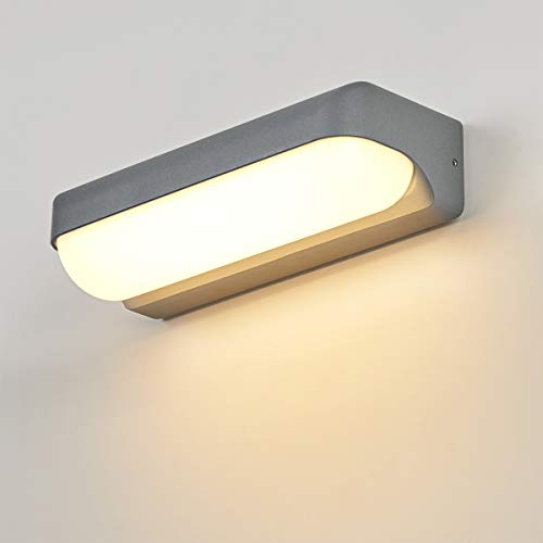 Dr.lazy 12W LED lámpara de pared LED impermeable IP65 moderno Focos de...